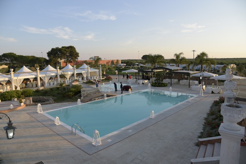 Location Parco Piscine